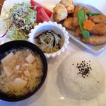 サン・やすらぎ おひさまの部 - 料理写真:今日のBランチ!! 優しいお味が嬉しい(*^^*)