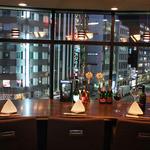 銀座 海老料理&和牛レストラン マダムシュリンプ東京 - 【4階別フロア】【カウンター席】限定6席の特別席(予約可)