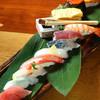 喜良利 - 料理写真:お寿司の盛り合わせ 上