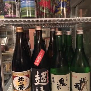 【北海道地酒】4合瓶&カップ酒でご用意!大好評です!