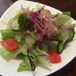 アリンガ - サラダ