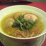 黄金の塩らぁ麺 Ayumi  -
