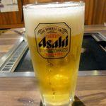 31993980 - 生ビール(530円)2014.10