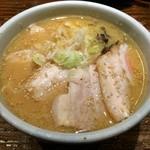 らーめん山頭火 - チャーシュー麺