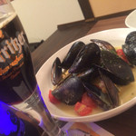 SONNE - ムール貝とビール