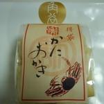 藤兵衛 - かにおかき丸得380円