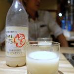 神戸焼肉かんてき - マッコリ