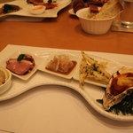 洋食屋アニバーサリー 永遠 - 前菜