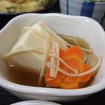 藤吉郎 - 小鉢(炊き物)