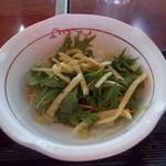 盛岡食堂 - 盛岡食堂 サラダ