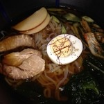 焼肉ハウス マンボウ - 冷麺(醤油)