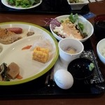 ホテルネッツ函館 - 朝食バイキング