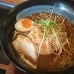 和風らーめん 凪 - 焦がし醤油ラーメン