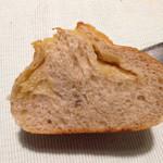 ドラゴーネ - チーズのパン断面
