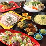 一心一味 法善寺 茂 - コース料理はご予算に応じてお作りいたします。お気軽にご相談ください。