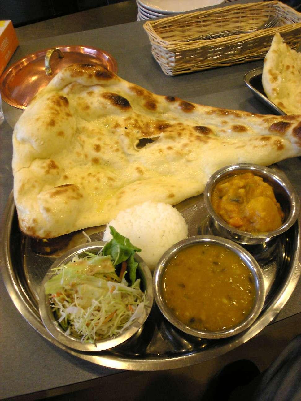 インド・ネパールレストラン&バー SAGUN 味楽亭店