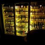 フリゴ - 中央の大型冷蔵庫