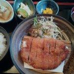 魚とん - 国産豚のとんかつランチ