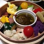 32020137 - 温野菜のバーニャカウダ