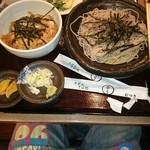 夢月 - 親子丼と蕎麦
