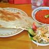 Indokareahamedo - 料理写真:インドカレーアハメド出雲店・チキンカレー¥780(2014.07)