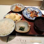 北新地 むろ多 - 2014.10味噌漬けと出し巻定食