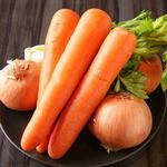 炭火焼ホルモン ぐう - 新鮮なお野菜を毎日仕入れております
