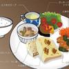 コハム - 料理写真:ランチプレートはこんな感じでした☆