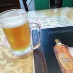 大寶 - 2014.10 酔っぱらってるのに生ビール:汗