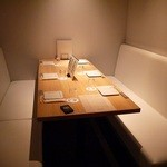 Kichirigadenteburu - 女子会にピッタリの個室も完備!!