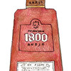 クエルボ 1800 アネホ(テキーラショット)