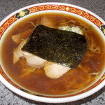 司 - 料理写真:しょく亭 司 ラーメン 450円