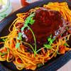 カープル - 料理写真:コスモハンバーグ