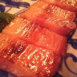 パンダルーム大名 - 炙り豚トロ 630円