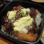 梅林 - ソースカツ丼