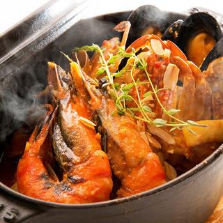 本格スペイン料理をご提供!