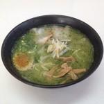 山小屋 - 料理写真:柚子玉ラーメン 720円☆(第二回投稿分①)