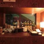 蕎麦 酒肴 京鴨 椿 -