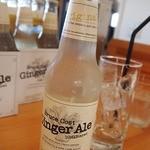 Spoon - ドリンク写真:おススメのジンジャーエールです 2杯分あります