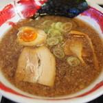 らあ麺ダイニング 為セバ成ル。 - 魚だし香る醤油麺
