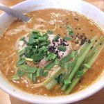 瀬佐味亭 - 坦坦麺 800円