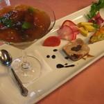レストラン ゴブレット - 料理写真:季節のオードヴル盛り合わせ