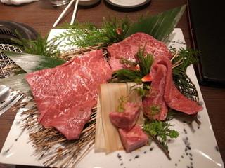 ベこ亭 自由が丘店 - おすすめ肉5種盛