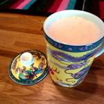 スノーライオン - バター茶