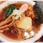 キッチンあすなろ - 津軽醤油ラーメン