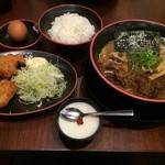tokushimara-memmenou - 肉入、唐揚げセット