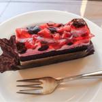 32058897 - ベリーのケーキ