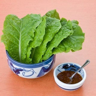 地元伊万里産をはじめとする国産野菜を使用☆