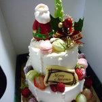 シェリール - クリスマスのスペシャリテシフォン☆かわい~♪