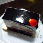 シェリール - デリス・ショコラ☆ピスタチオの風味がアクセントになっています。